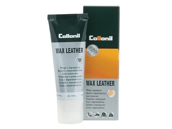Collonil+Wax+Leather+75ml+Väritön