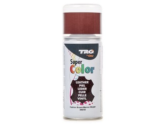TRG+super+spray+nahkamaali+150ml+ruskea